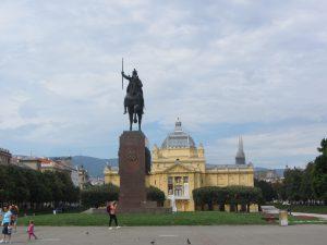 Pabellón de las Artes de Zagreb