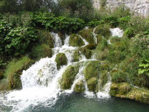 Cascada Plitvice en Croacia