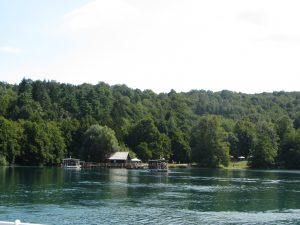 Restaurante Plitvice en Croacia