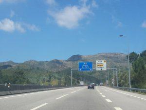 Carretera portuguesa