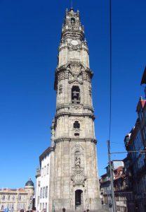 Iglesia dos Clérigos