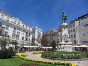 Plaza del Comercio Coimbra