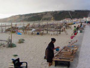 Pescadores de Nazaré