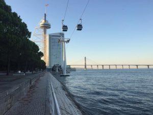 Torre Vasco de Gama Lisboa