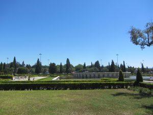 Parque Barrio de Belem Lisboa