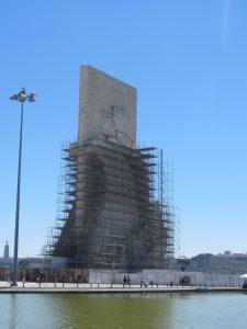 Monumento a los Descubridores, Belem Lisboa