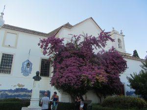 Mirador Santa Lucía Lisboa