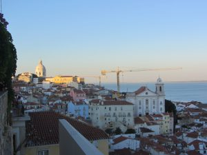Barrio de Alfama Lisboa