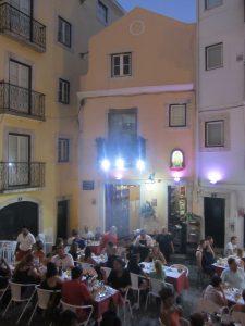 Restaurantes Fado Lisboa