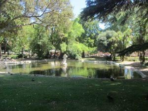 Parque Barrio Alto Lisboa