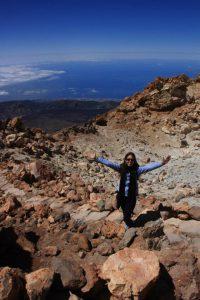 Ruta al Cráter del Teide