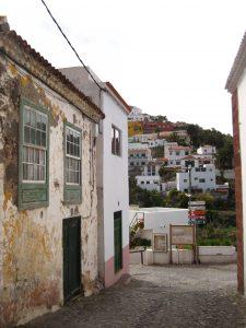 Taganana calle