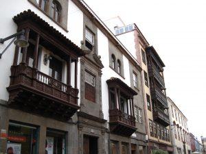 Casas típicas, San Cristóbal de la Laguna