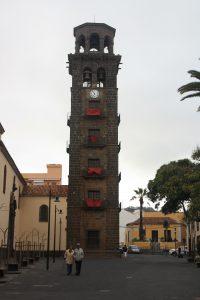Iglesia de la concepción, San Cristóbal de la Laguna
