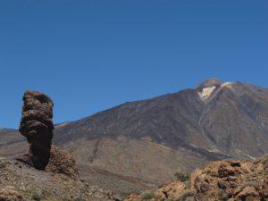 Volcán de El Teide