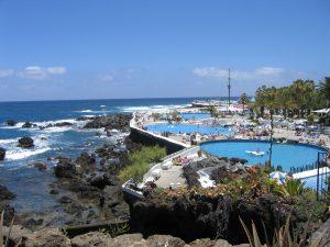 Lagos Martiánez de Puerto de Cruz