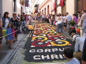 Corpus Christi la orotava