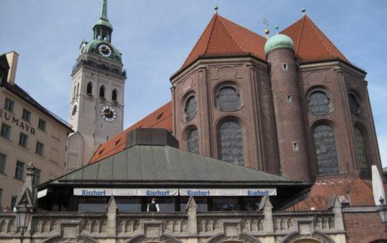 Múnich guía del casco antiguo