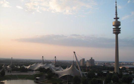 Múnich, zona norte: Odeonsplatz, Jardín Inglés, Königsplatz, Olympiapark