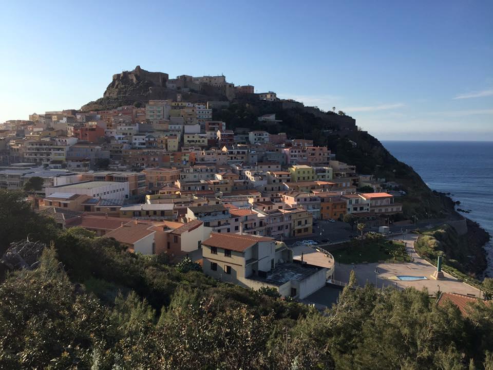 Paseo por el precioso pueblo de Castelsardo