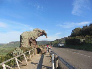 Roca del Elefante Castersardo