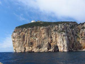 roca Gruta di Neptuno