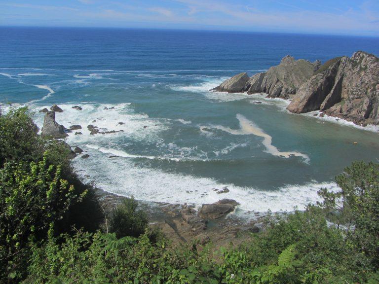 Playa Camino de Santiago