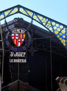 La boquería de Barcelona