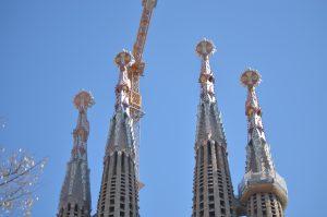 Detalle Sagrada Familia