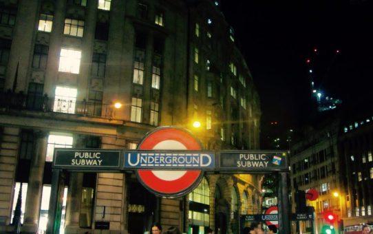 ¿Cómo funciona el metro de Londres?