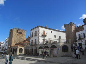 Plaza de Cáceres