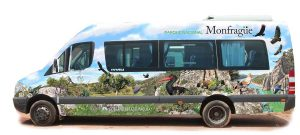 Autobús gratuito Monfragüe