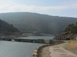 Monfragüe puente