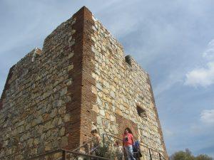 Castillo ruta roja