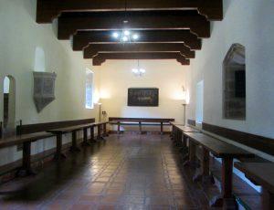 Comedor del Monasterio de Yuste