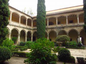Claustro Nuevo del Monasterio de Yuste