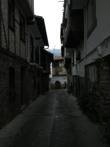 Calles de Garganta la olla