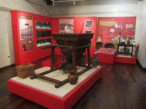 Herramientas del Museo del Pimentón de la Vera