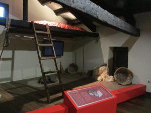 Interior del Museo del Pimentón de la Vera