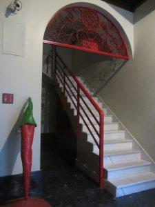 Entrada al Museo del Pimentón de la Vera