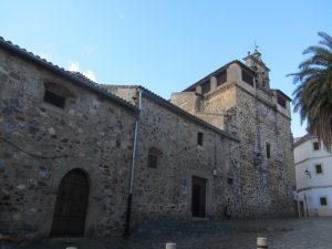 Convento de Santa Clara en Cáceres