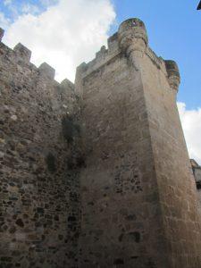 Torre de los Púlpitos de Cáceres