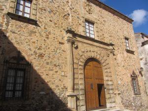 palacio Episcopal de Cáceres