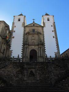 Iglesia de San Francisco de Cáceres