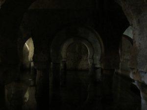 Aljibe del Palacio de las Veletas