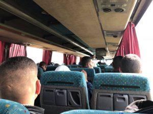 Autobús Marruecos
