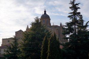 Vistas de la Catedral de Salamanca