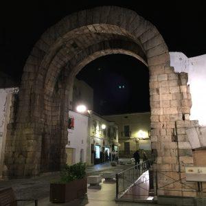 Arco de Trajano de Mérida