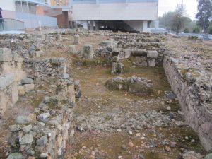 Área Arqueológica de Morería de Mérida