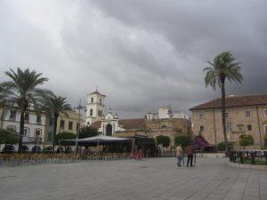Concatedral de Santa María la Mayor de Mérida